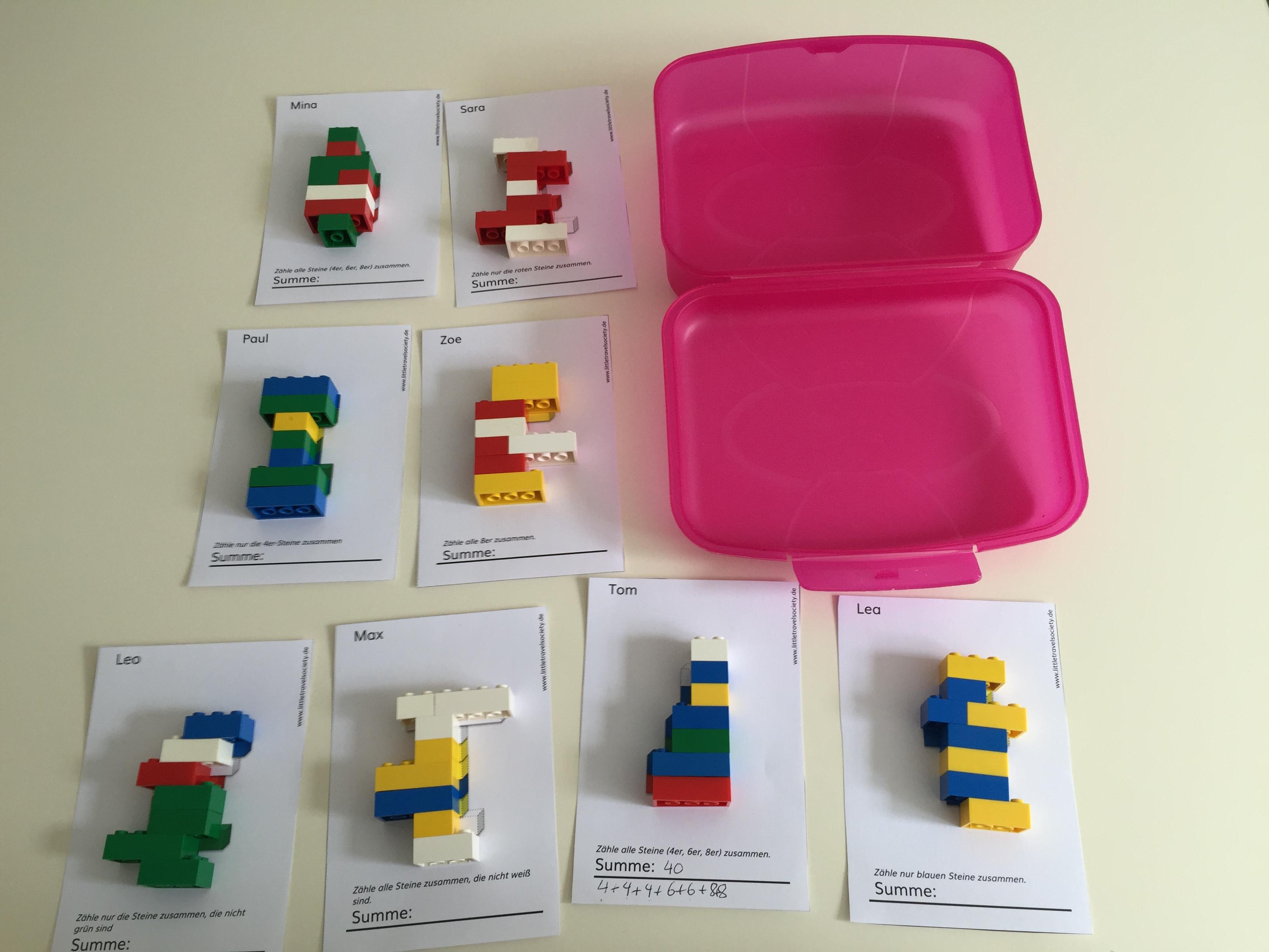Lego Duplo Dinosaurier Selber Bauen Brickaddict Bauideen