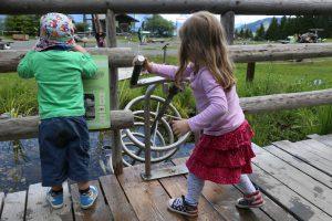 """Ausflug vom Forsthofgut zum """"Berg-der-Sinne""""-Erlebnispark"""