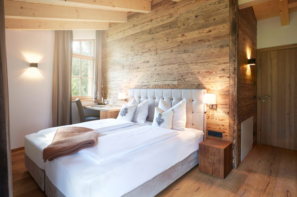... Schlafzimmer Im Rivus In Leogang ...