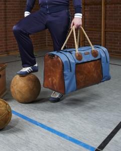 Mit der Upcycling-Tasche zum Sport oder doch zum Flughafen?