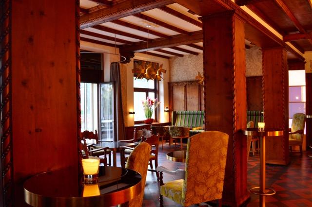 Hotel Castell, ein kinderfreundlicihes Luxushotel