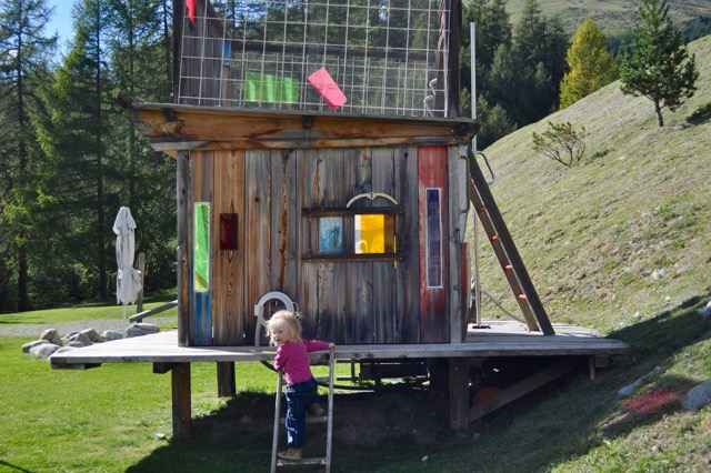 Moderne Kunst oder doch ein Spielplatz?