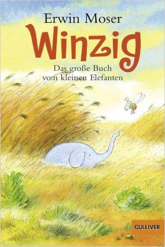 Das große Kinderbuch von kleinen Elefanten