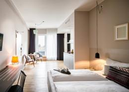 Das Deluxe Apartment