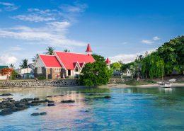 Die berühmte Kirche mit dem roten Dacht ist in SIchtweite!