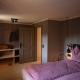 Eines der Schlafzimmer der Stube Waldblick