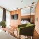 Eine der renovierten Family Suiten im Adlernest...