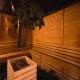 Klein aber fein - die Sauna im Adlernest