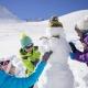Spaß im Schnee für Groß und Klein ist im Winter im Adlernest garantiert