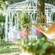 Der hübsche Garten wartet schon auf euch!