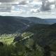 Blick vom Albhof ins Tal