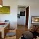 Blick auf den Wohn- und Essbereich in der Herzogenhorn-Wohnung