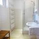 Modernes Badezimmer in der Herzogenhorn-Wohnung