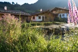 Das Dorf im Dorf direkt am Mühlenweiher