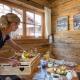 """Frühstück im Chalet oder in Alpzitts """"Huigarté"""" - auf jeden Fall immer regional und hausgemacht"""