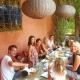 So bunt und entspannt geht Frühstück im Baoussala