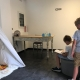 Die Kids erwartet ein Tipi-Zelt