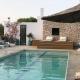 Die Villa Dar Celeste etwas entfernt vom Baoussala. Hier habt Ihr Eure eigene Traumvilla, wenn Ihr ganz für Euch sein möchtet