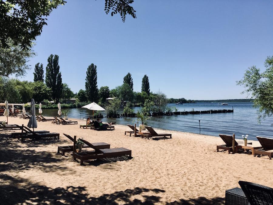 Familienausflug zum Schwielowsee in Brandenburg