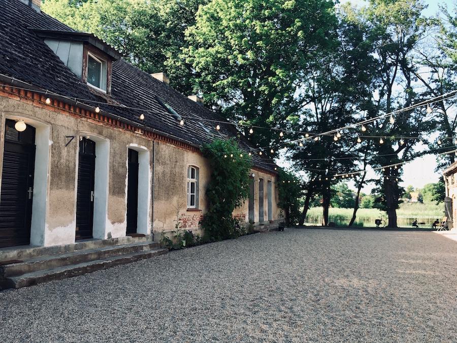 Ausflug mit Kindern in Brandenburg: Schloss Schwante