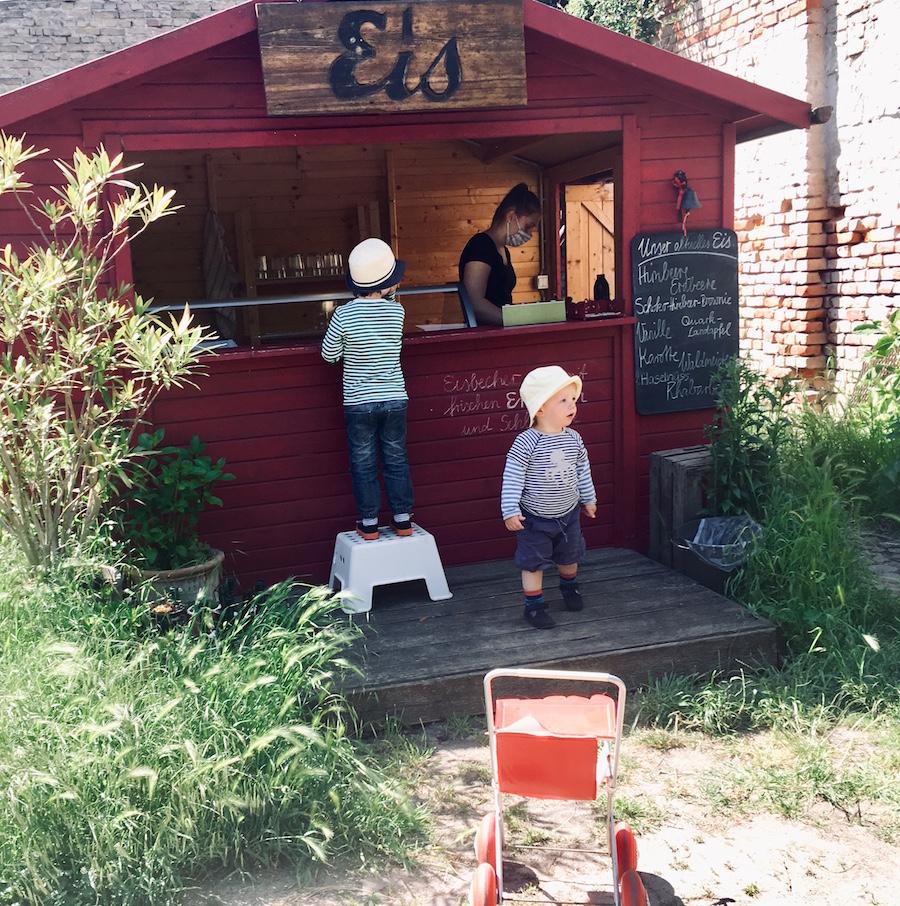 Das Hofcafe land.wirt.schaft ist ein super Ausflugsziel mit Kindern in Brandenburg