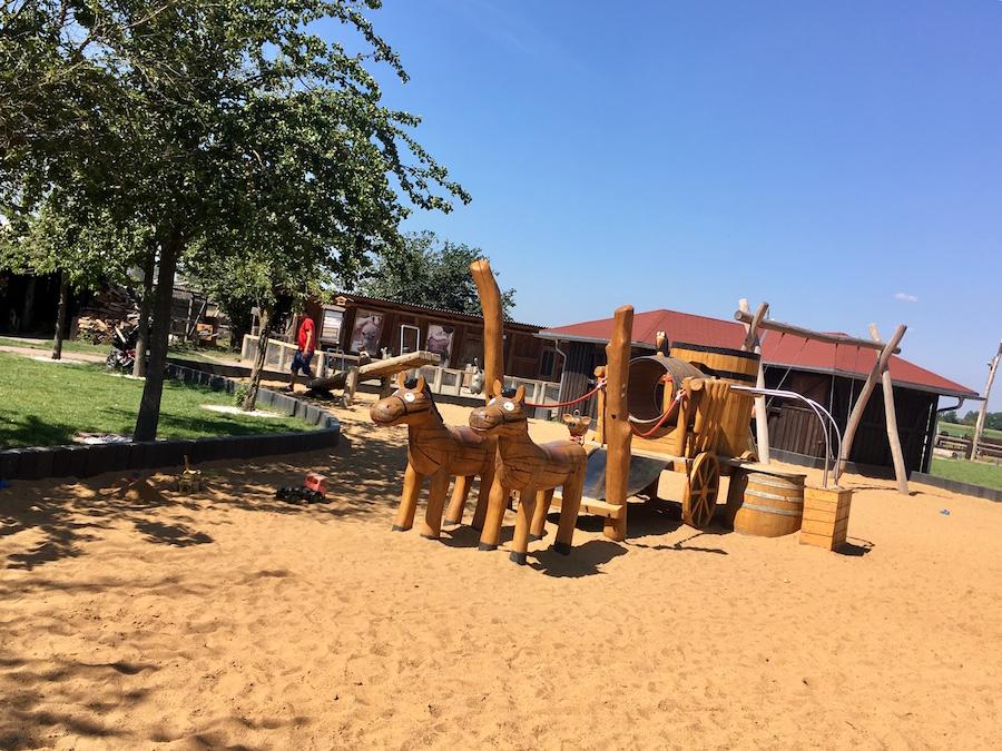 Der Marienhof ist ein Kinderbauernhof in Brandenburg