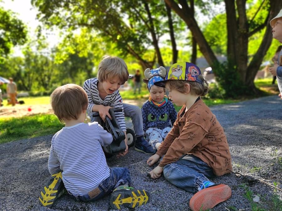 Kinderaktivitäten in Brandenburg