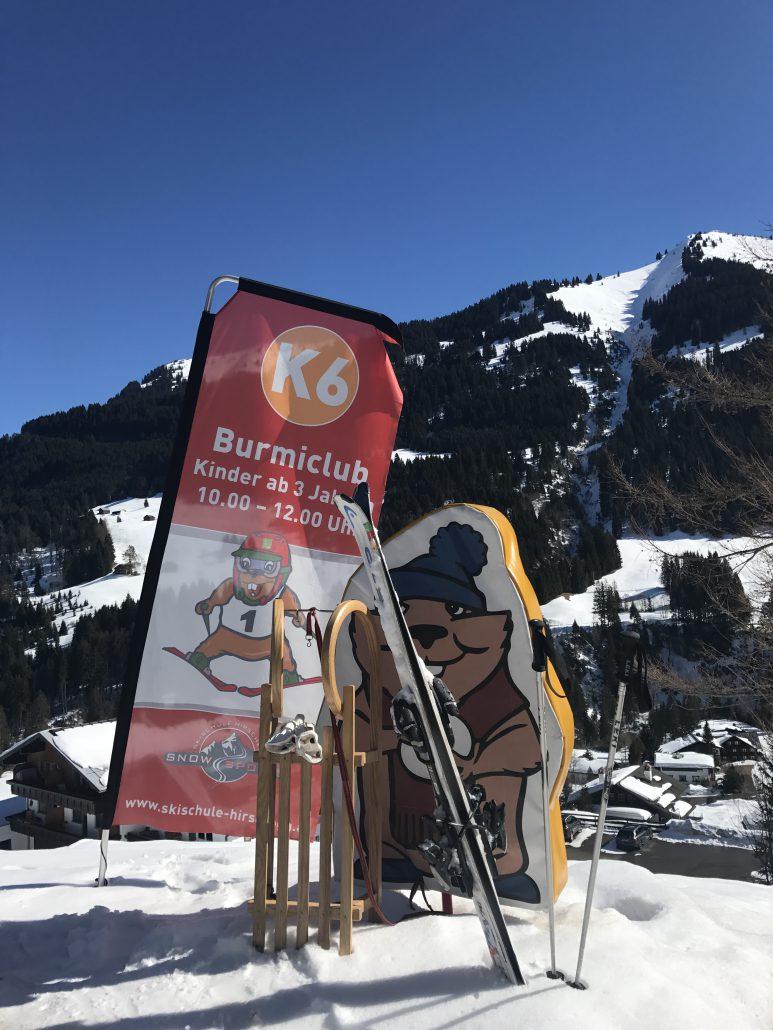 Skiurlaub mit Kindern im Allgäu