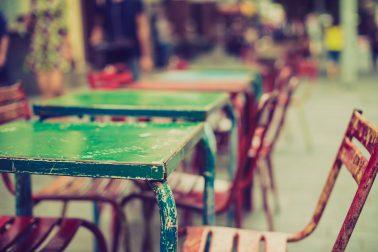 Kinderfreundliche Cafes gibt's auch in Berlin