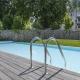Binz: Der Pool der Villa Augustine