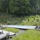 Sellin: Der Pool der Villa Philine und Villa Claire