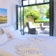 Sellin: Das Schlafzimmer in der Waterview Cloud