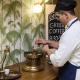 Habt Ihr schon mal frischen, griechischen Kaffee probiert?
