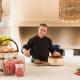 Kretisch Kochen lernen kann die ganze Familie mit Chefkoch Lefteris
