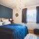Schlafzimmer Nummer 1 im Helena // Copyright Klaus Krumboeck