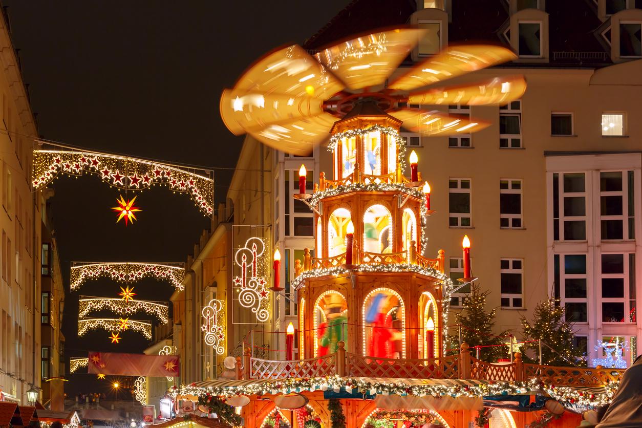 Dresden lohnt sich auch zur Weihnachtszeit
