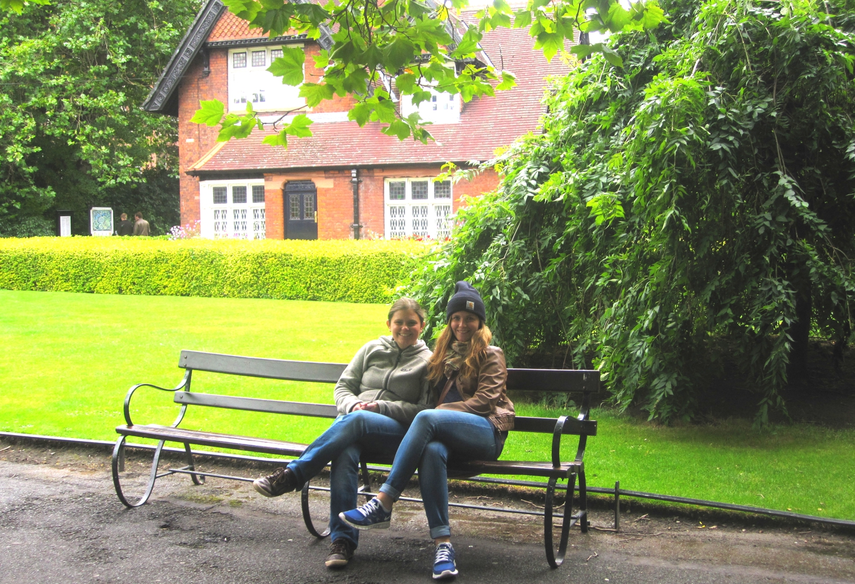 Dublin mit Kindern - unsere Autorin Nadine