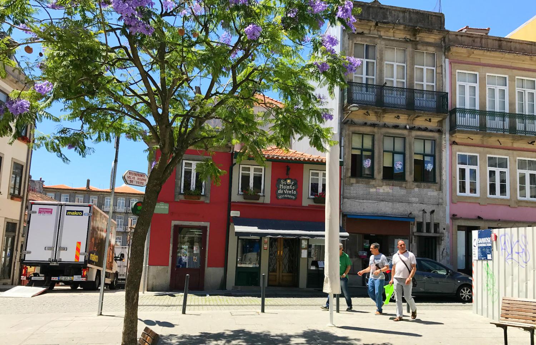 Das Moinho de Vento in Porto - portugiesische Hausmannskost vom Feinsten.
