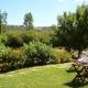 Im Garten des El Molino...