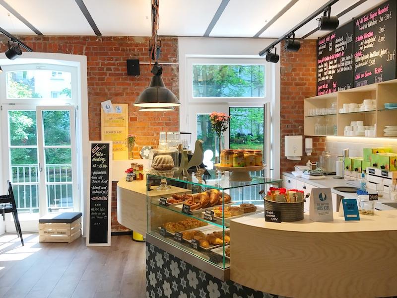 Das Ellippa: süßes Café mit Kinderkursstudio im Herzen von Eppendorf