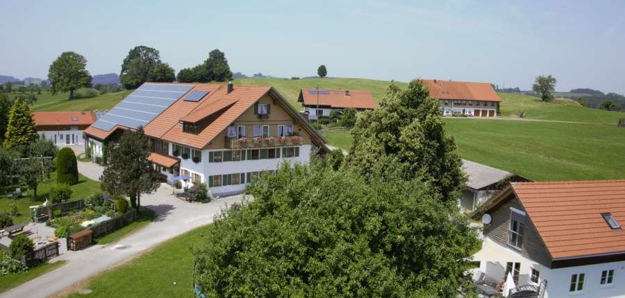 Urlaub auf dem Bauernhof mit Kindern im Allgäu: Ferienhof Rummel