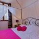 Pink passt doch super zum Namen des Appartements Flamant!