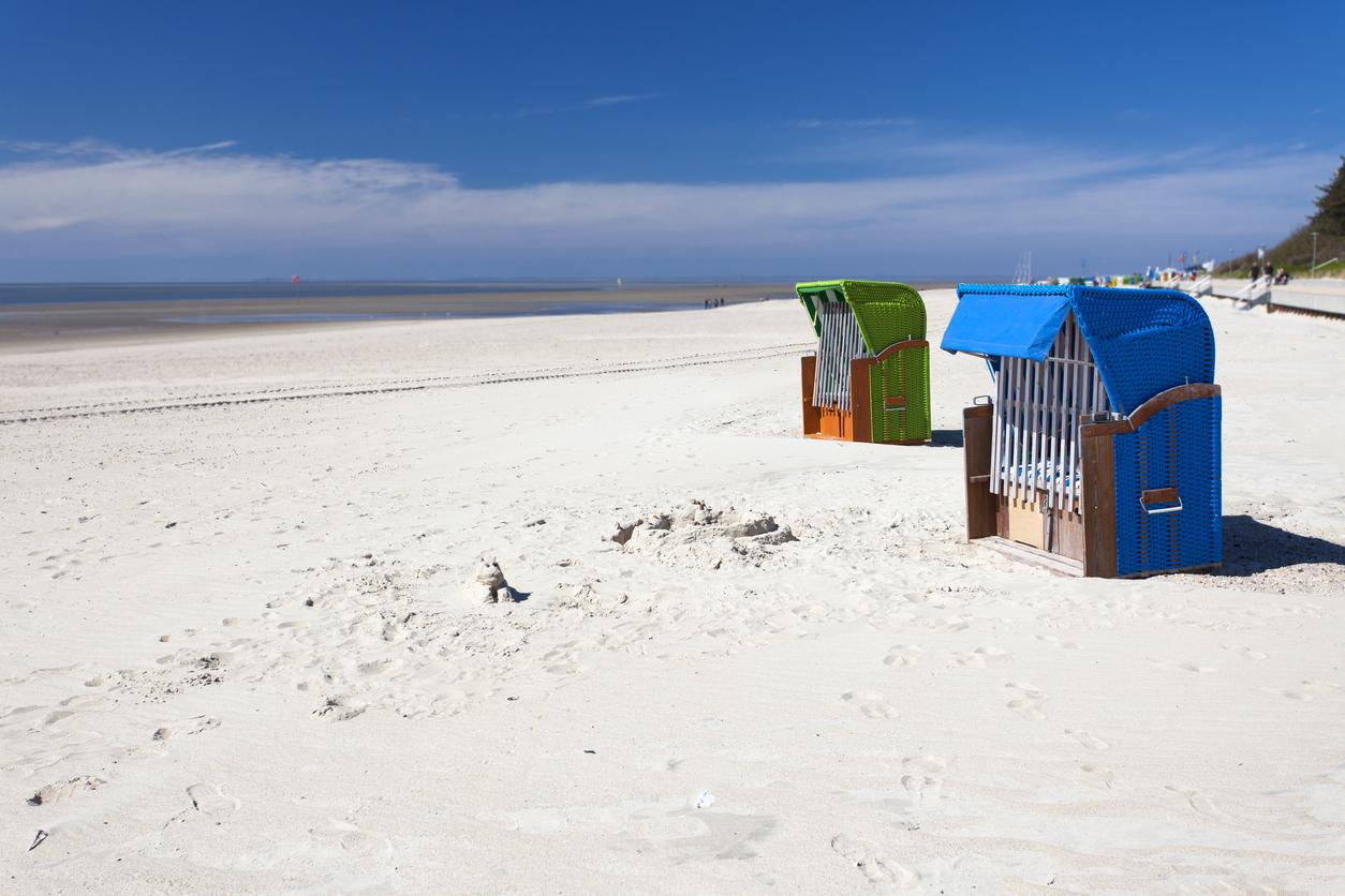 Der Strandkorb gehört einfach zum Nordseeurlaub mit dazu