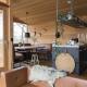 Cabin 01: Die Küche