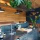 Die Küche in der Cabin 03