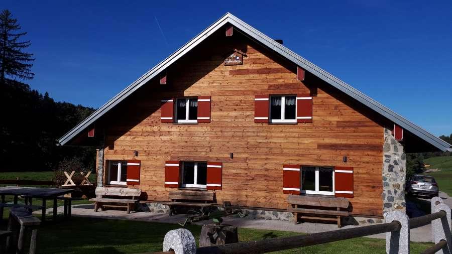 Urlaub auf dem Bauernhof mit Kindern im Allgäu: Hattsberghütte Oberallgäu
