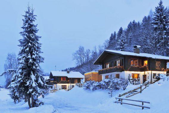 Haus Gerhart Winterzauber