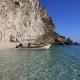 ... das Wasser ist hier wirklich so kristallklar: Bootsausflug nach Othoni!