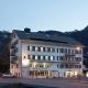 Das Hotel Bären direkt im Dorfzentrum von Mellau