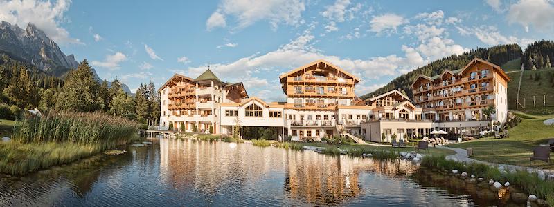 Das forsthofgut in leogang im salzburger land wordpress for Design hotel leogang